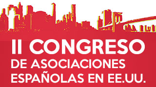 II Congreso de Asociaciones Españolas en EE.UU.