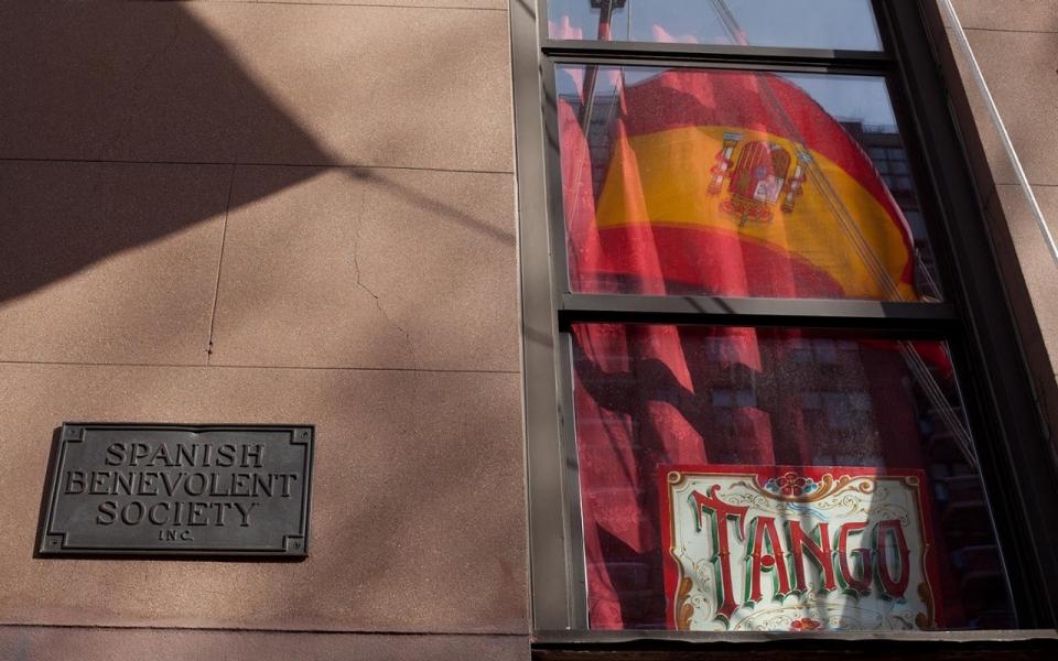 La Nacional, el corazón español en Nueva York