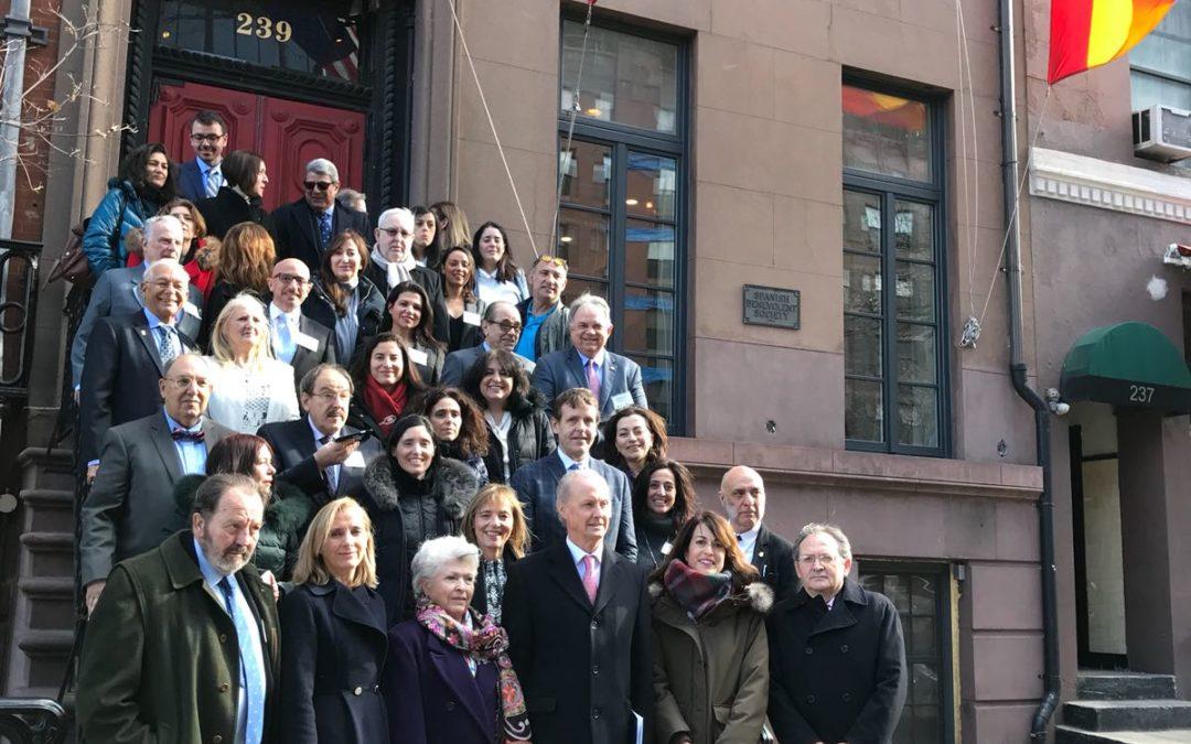 Segundo día del III Congreso Asociaciones Españolas en Estados Unidos