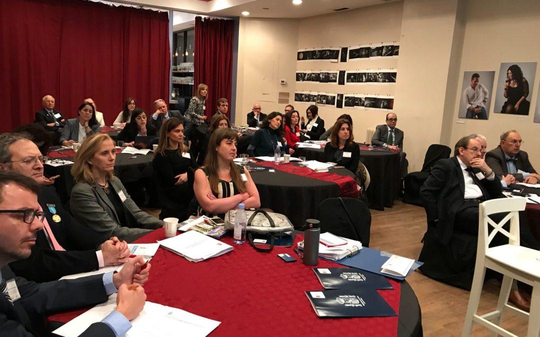 Fotografías del III Congreso de Asociaciones Españoles en Estados Unidos